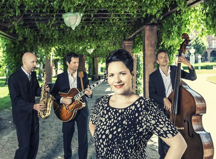 Das Jazzkartell Hochzeitsband Swing Band Musiker F 252 R